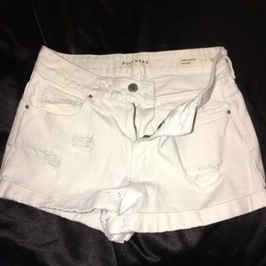 Bullhead shorts size 1 perfect condition